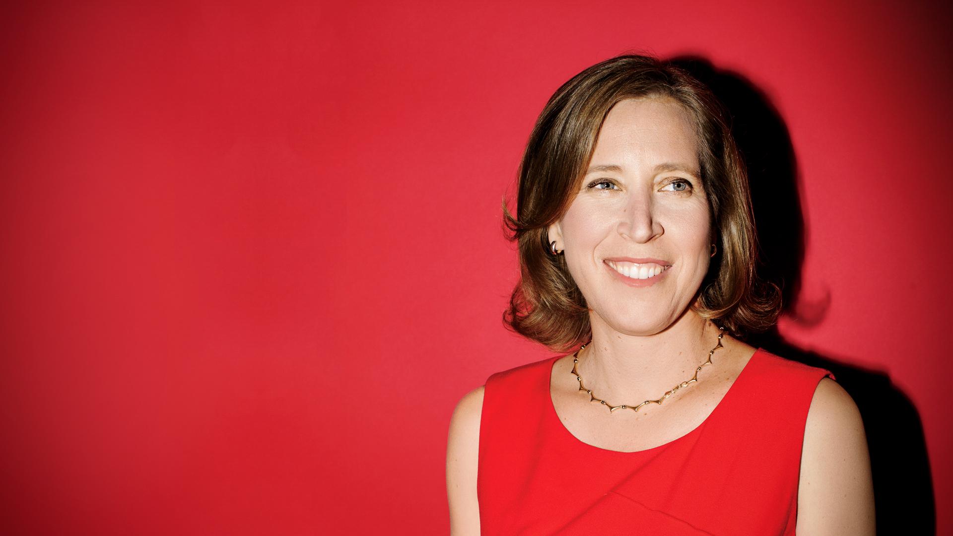 Susan Wojcicki Rebooting YouTube