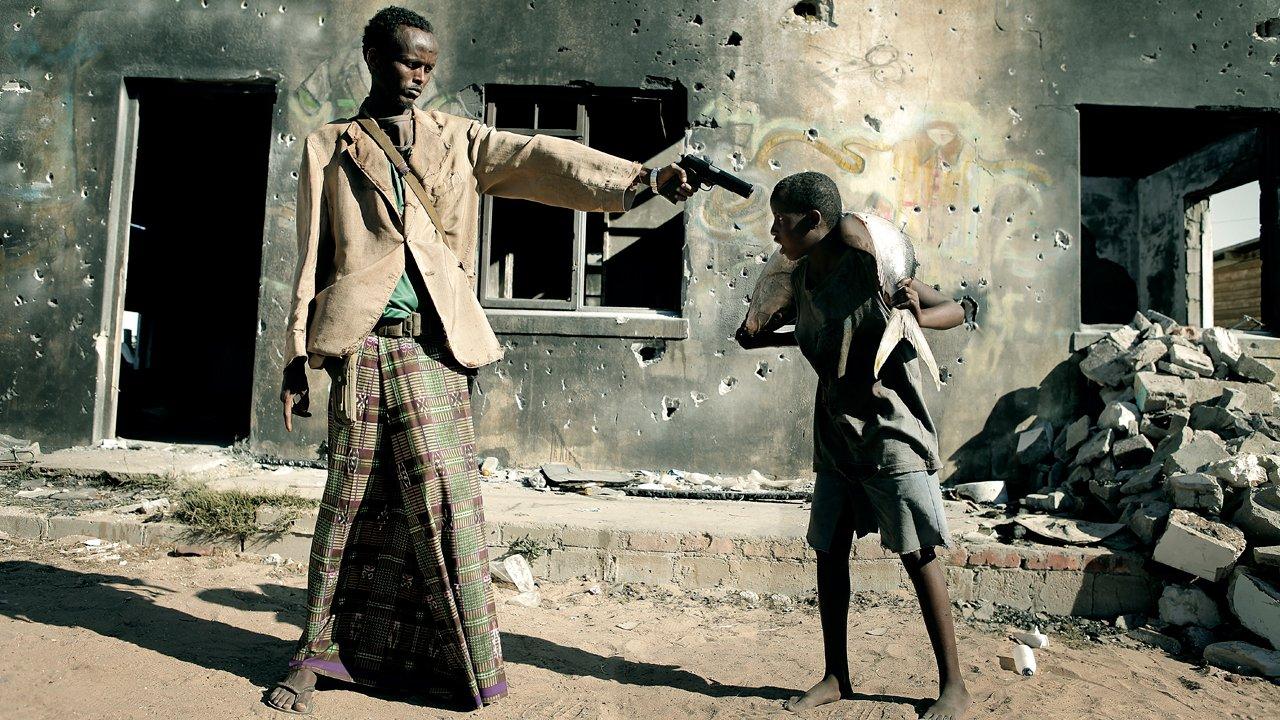 Somali movie industry films love, not war