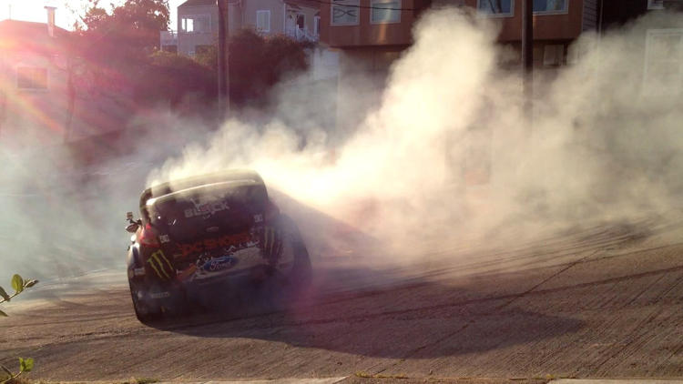 <p>Ken Block and director Ben Conrad get into the details of their hugely popular <a href=&quot;http://www.fastcocreate.com/1681274/how-to-create-a-viral-blockbuster-the-gymkhana-way&quot; target=&quot;_self&quot;>auto racing video series</a>.</p>