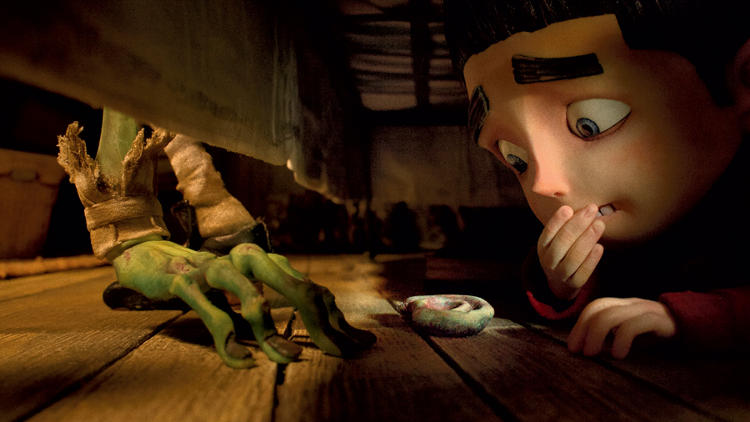 <p>Stop-motion animation is so elaborate, so painstaking, that the <em>ParaNorman</em> shoot took 18 months. Total production was three years.</p>