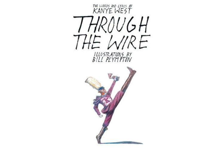 <p>Kanye West's Through The Wire Illustrated Lyric Book</p>
