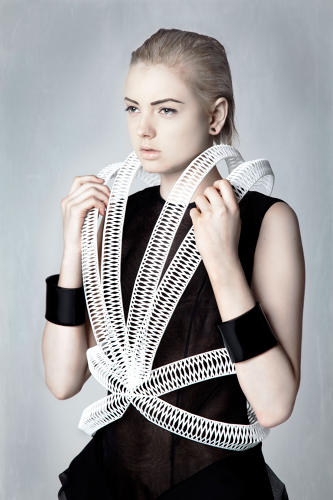 <p>From Amelia Agnosta. Category: Fashion Wear - Engineering Distortion</p>