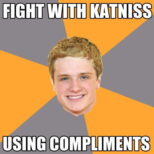 <p>The marketing team tweaked and campaign constantly, reacting to fan-created content like the Peeta memes.</p>