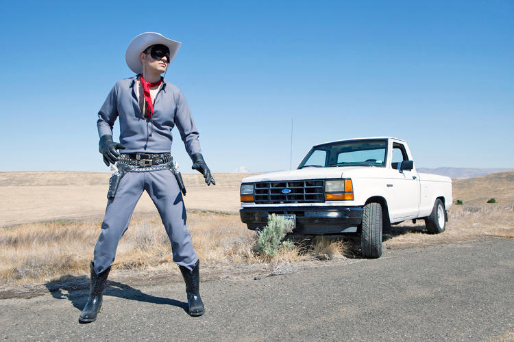 <p>The Lone Ranger's Ranger.</p>