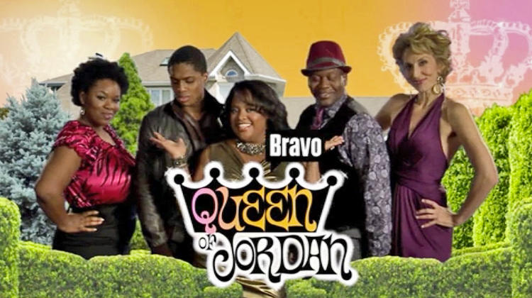 <p>Aired: Season 5 Episode 17 (and also Season 6 Episode 19)</p>  <p>Tracy Jordan's wife gets her own reality show. Angie Jordan (played by the formidable Sherri Shepherd) says things like &quot;My single 'My Single Is Dropping' is dropping.&quot; Her show is a perfect amalgam of every single show on Bravo. <em>Queen of Jordan</em> is the deepest that <em>30 Rock</em> ever delved into parody of TV shows; two whole episodes are devoted to it, with typical Lemon-Donaghy plot lines bleeding over into the Angie action.</p>