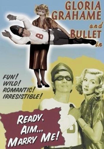 <p>…<em>Ready, Aim, Marry Me! </em>is the episode of old-timey Western show, <em>Bullet</em> (played by Martin Short), that an <em>Arrested Development</em> episode took its name from.</p>