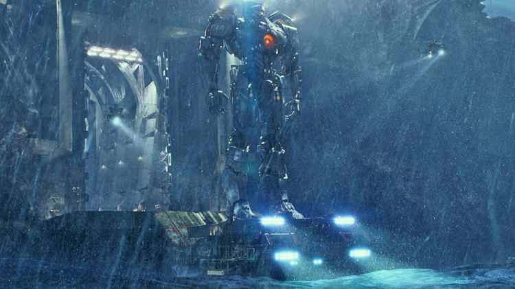 <p>The United States's Gipsy Danger</p>