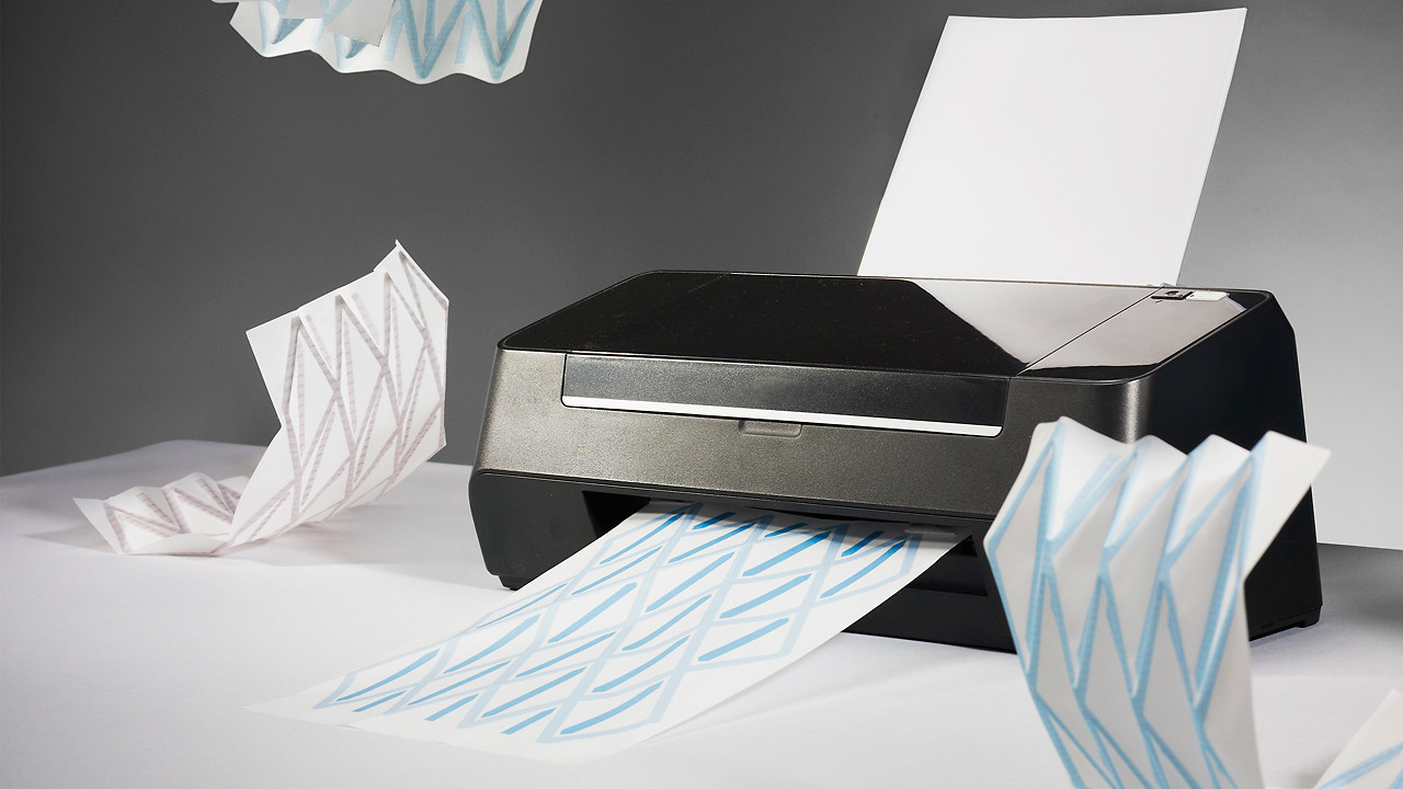 Hydro-Fold: A Printer That Spits Out Easy-To-Make Origami