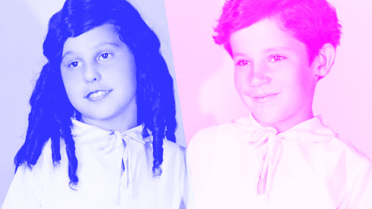 blue as in boy pink as in girl Vaughn monroe blue for a boy pink for a girl lyrics & video : (vm&mm) blue for a boy, pink for a girl, we haven't found out as yet (vm) which ever we're lucky to get will be j.