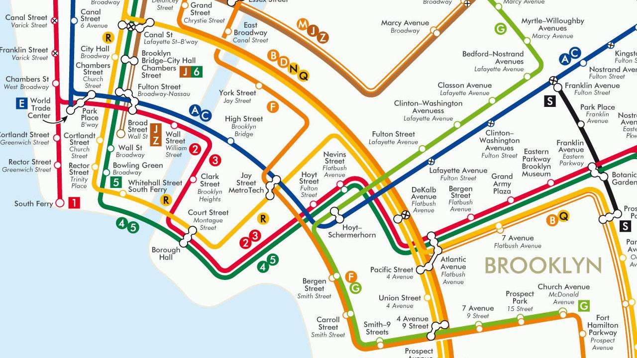 Subway Map Creator New York.Underground Map Maker