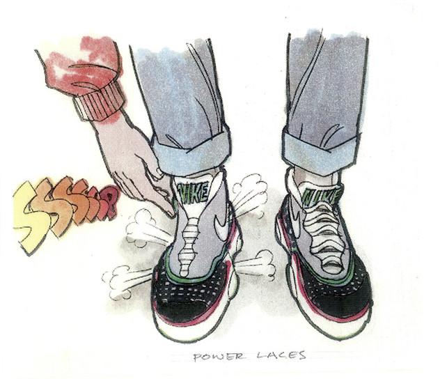 future nike shoes