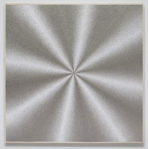 <p>One remarkable parallel to this piece is Jay DeFeo's The Rose.</p>