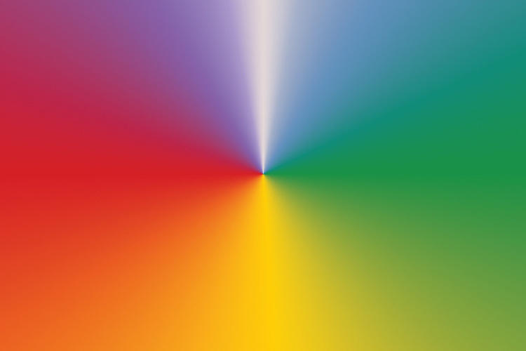 <p>Like we said, 2011 was a year for wild experimentation. Take Scott Thrift's &quot;The Present&quot; clock, which tracks time in a totally new way: Instead of dividing time into seconds, minutes, and hours, it features a continuous color spectrum that represents the seasons of the year.</p>