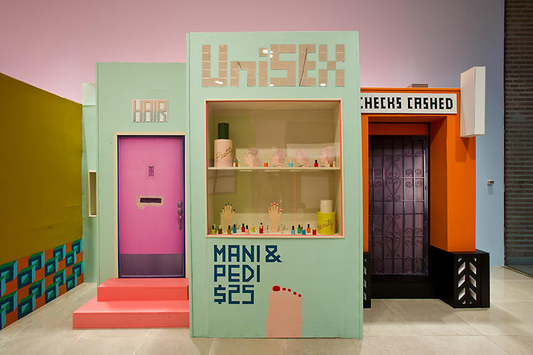<p>The &quot;Salon of Beauty&quot; which inspired the show's title was a funny Spanish to English translation that Serrano spotted on a beauty parlor.</p>