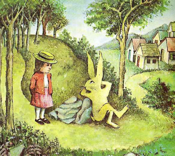 <p><em>Mr. Rabbit and the Lovely Present (1962)</em></p>