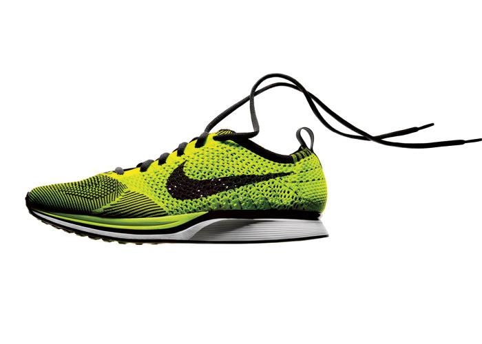 <p><strong>Flyknit</strong><br /> <strong><a href=&quot;http://www.nike.com/&quot; target=&quot;_blank&quot;>Nike</a></strong></p>