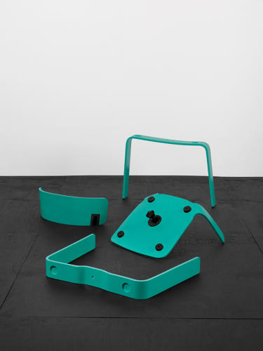 <p>The Bento chair by Swedish trio John Löfgren, Jonas Pettersson and Petrus Palmér</p>