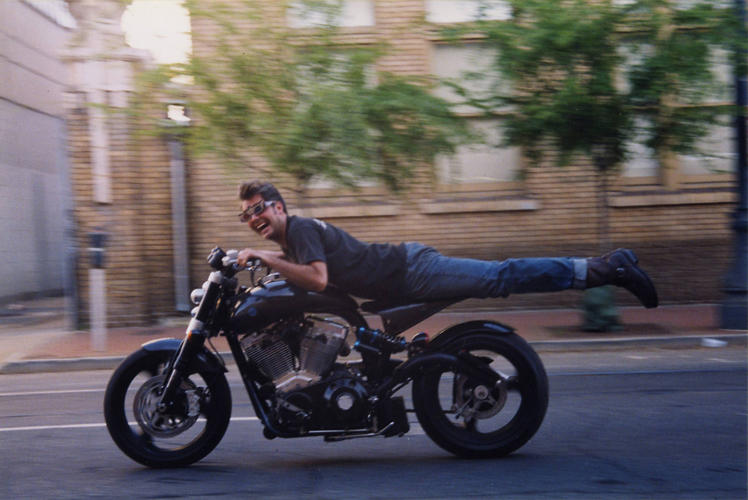 <p>Digital designer Jim Jacboy thinks people in his field can learn a great deal from  master craftsmen, like the famed motorcycle builder JT Nesbitt.</p>