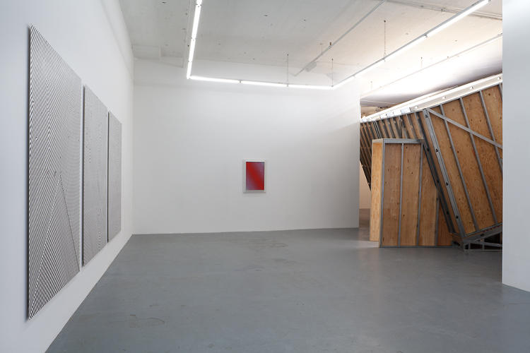 <p>The show is on view until October 20th.</p>