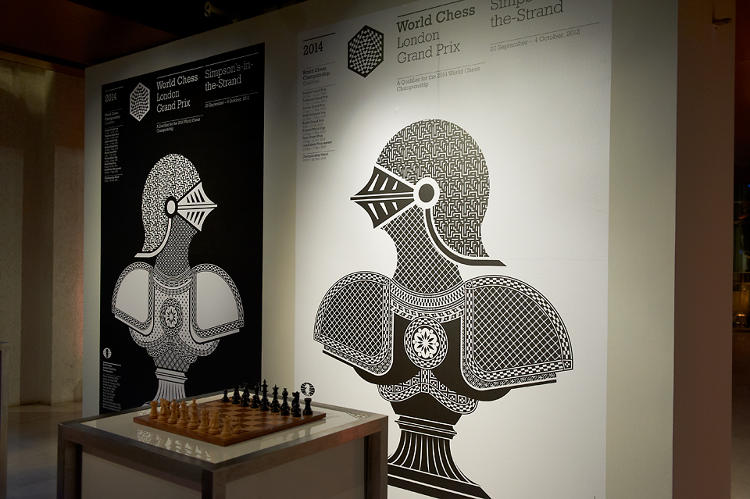 <p>Pentagram was tapped to rebrand chess. What they presented was an enigma.</p>