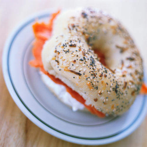 <p>Is there any food more emphatically New York than bagels? Roberts's poll suggested no.</p>