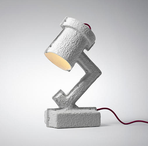 <p>Made from recycled egg cartons, <a href=&quot;http://victorvetterlein.com/&quot; target=&quot;_blank&quot;>Victor Vetterlein</a>'s <a href=&quot;http://www.fastcodesign.com/1665820/wanted-a-desk-lamp-made-of-recycled-egg-cartons&quot; target=&quot;_self&quot;>Trash Me light</a> <br /> won't last forever, but neither will the cheap Ikea lamps the world buys en masse. At least this one exudes style while minimizing the impact on both the planet and your wallet. Buy it for $70 at the <a href=&quot;http://www.momastore.org/museum/moma/ProductDisplay_Trash%20Me%20Lamp_10451_10001_112045_-1_11523_25161_112103&quot; target=&quot;_blank&quot;>MoMA Store</a>.</p>