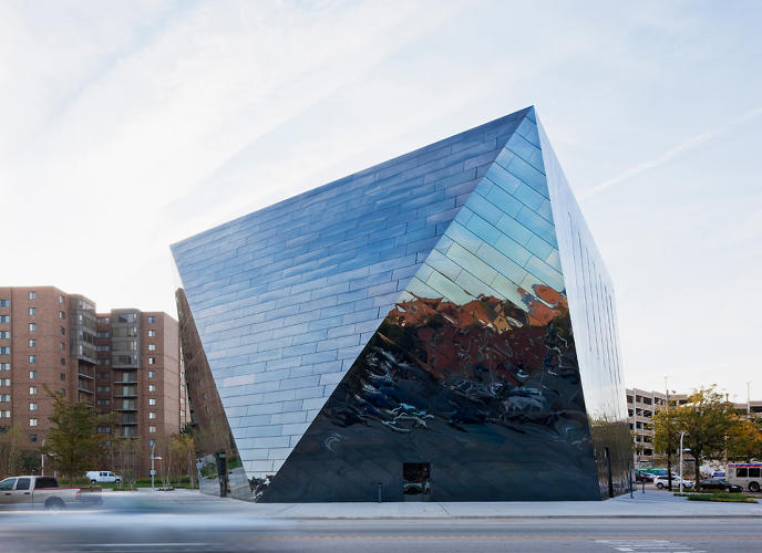 <p>Cleveland's Museum of Contemporary Art opened its first permanent location last month.</p>
