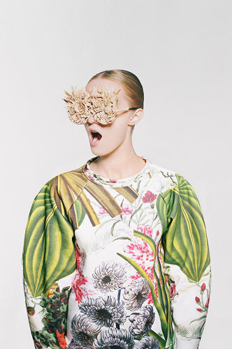<p>Reva is finishing her degree at Central Saint Martins in London.</p>