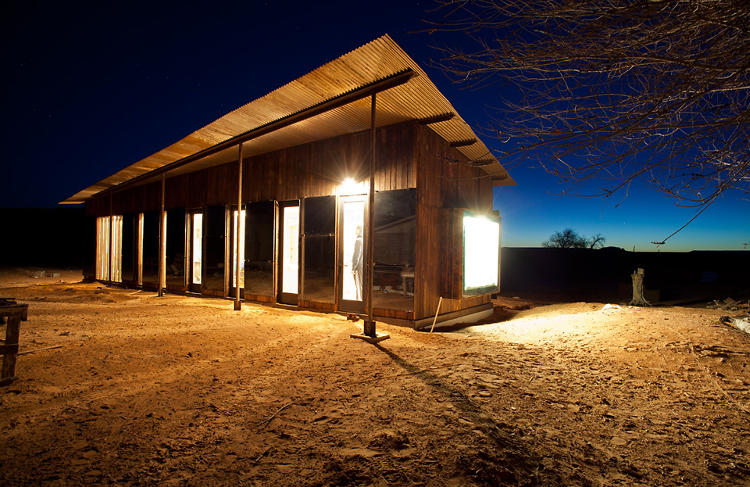 Students build a gorgeous one room house in the navajo Cost to build a house in utah