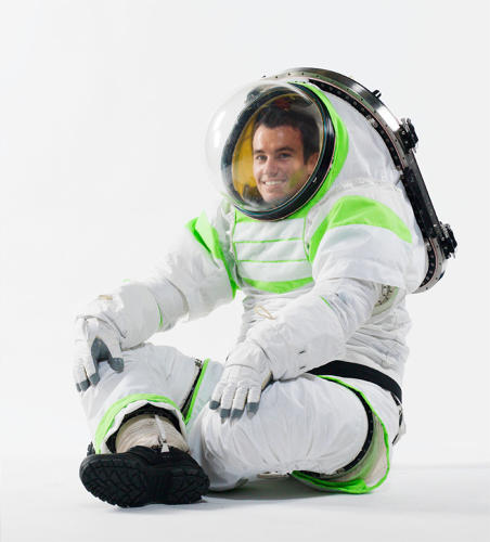 <p>So getting dressed in space has never been simpler, meaning whenever we make our way to the next planet (Mars, maybe?), we'll be ready for the walk.</p>