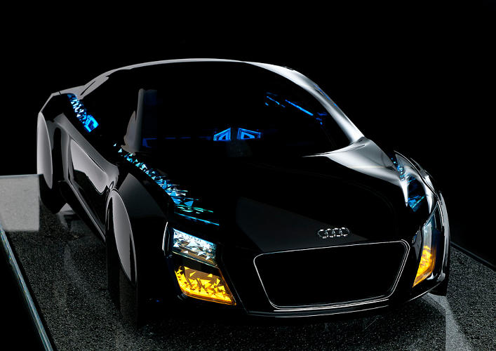 <p>Audi's latest lighting concepts look like nothing else on the market.</p>
