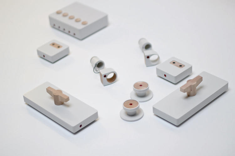 <p>Pieter-Jan Pieters's Sound On Intuition project is based on a simple premise: why aren't there instruments that turn our natural movements into music?</p>