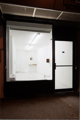 <p>The piece explores how sound (and memory) can take physical, and immutable, form.</p>