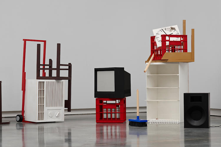 <p>Ultimately, you could see the work purely as papercraft, or as a social commentary.</p>
