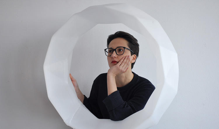 <p>Plus, 3-D printing removes the confines of traditional materials. When else have you seen a window like this one?</p>