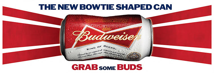 <p>Remarkably, despite holding a bit less beer, the whole package will cost the company more to produce than a typical can of Bud.</p>