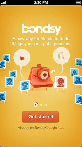 <p>Bondsy is basically a social network for selling things.</p>