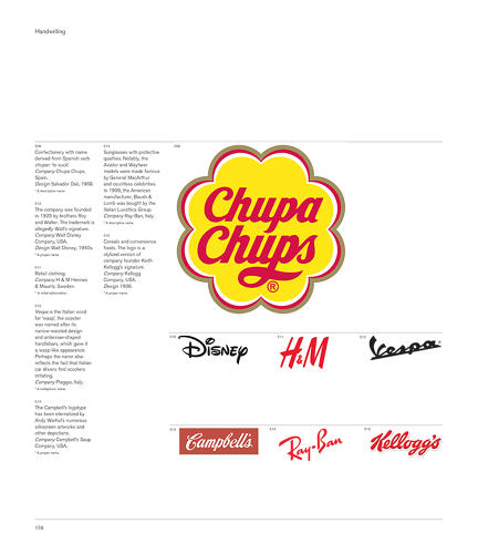 <p>&quot;A logotype in the form of a handwritten signature signals guarantee, responsibility, pride and quality,&quot; Mollerup writes. Here are just a few such marks: Chupa Chups (<a href=&quot;http://www.fastcodesign.com/1669224/salvador-dal-s-real-masterpiece-the-logo-for-chupa-chups-lollipops&quot; target=&quot;_self&quot;>read the story of how Salvador Dalí came to design the icon</a>),</p>