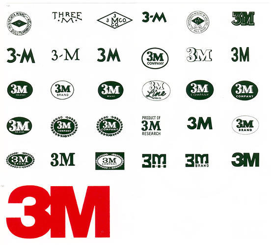 <p><em>Marks of Excellence</em> maps the evolution of some of today's best brands, including 3M, whose last redesign was in 1978 by Siegel &amp; Gale. &quot;Everything goes fast and faster,&quot; writes Per Mollerup, &quot;but not necessarily the development of trademarks. When they are simplified to the bone, they last.&quot;</p>