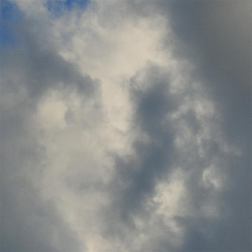 <p>Do you see a face in this cloud?</p>