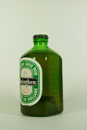 <p>The catch seemed to be that, back in the 1960s when this was developed, people preferred round bottles.</p>