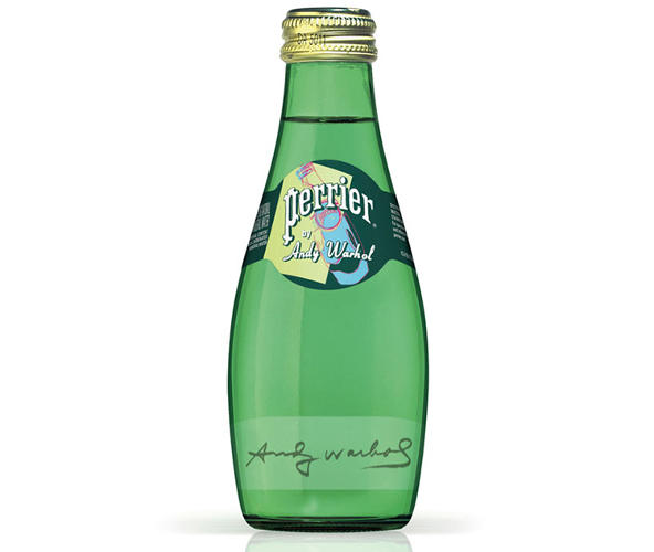 <p>They're being revived for Perrier's 150th anniversary and a new summer-long campaign.</p>