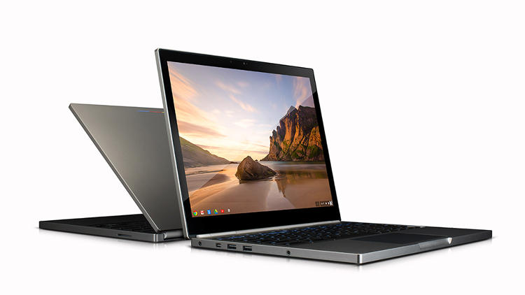 <p>The Chromebook is Google's cloud-based computer. It's basically a means to get into your Google Docs and other online files.</p>