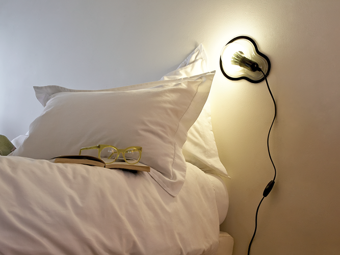 <p>Designer Chris Kabel's &quot;Sticky Lamp&quot; has become a design classic. Or &quot;kind of,&quot; Kabel says.</p>