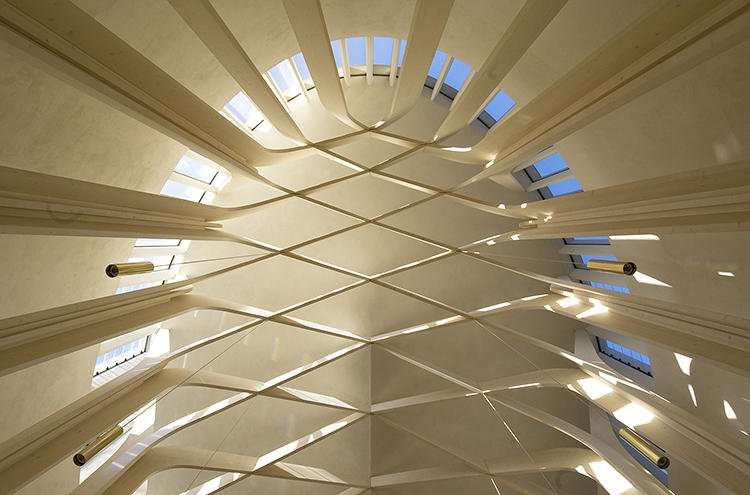 <p>It's that time of year, architects. The shortlist for the 2013 Stirling Prize has been released, and the nominations are a little surprising.</p>  <p>Above: The Bishop Edward King Chapel by Niall McLaughlin Architects, seems to be the contest's favorite.</p>