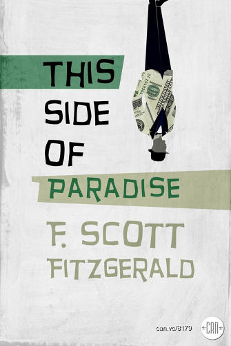 <p><em>This Side of Paradise</em> makes a clever use of upside down.  - Sawsan</p>