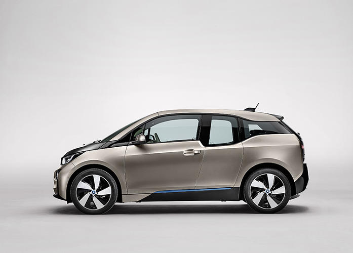 <p>The BMW i3 is the company's first electric car built entirely from scratch.</p>