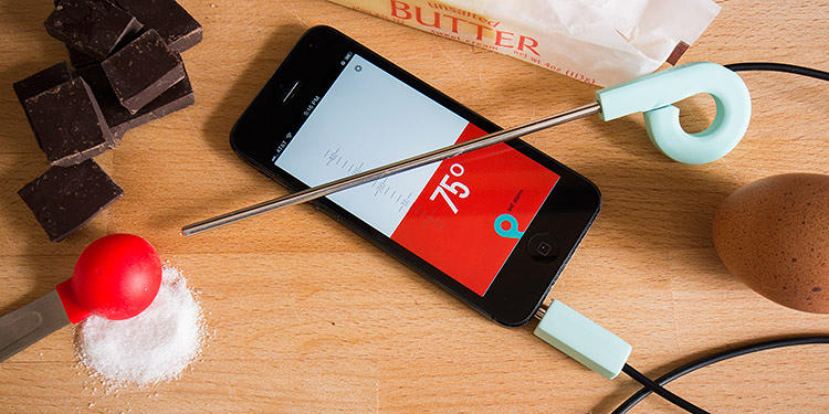 <p>Range is an iOS thermometer from the makers of Twine.</p>