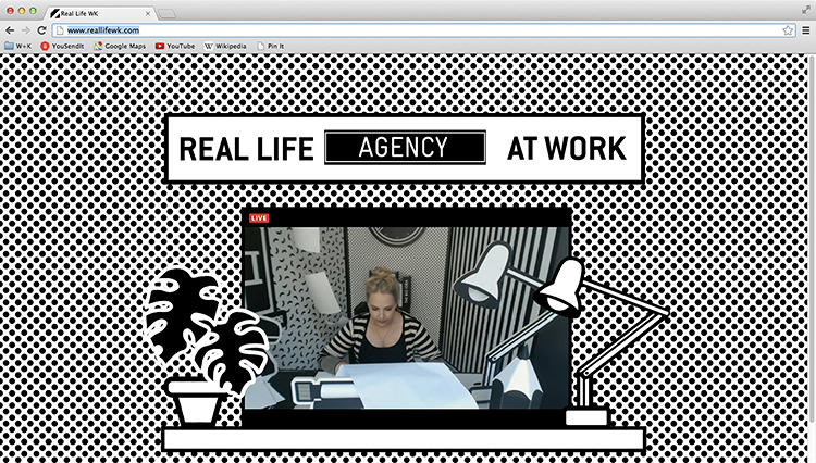 "<p>""Real Life at Work"" is on display at 16 Hanbury Street in London until August 31.</p>"
