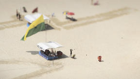 Watch A Superb Tilt-Shift Video Of Party Time In Rio